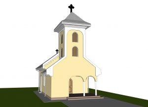 crkva ravanjsko polje