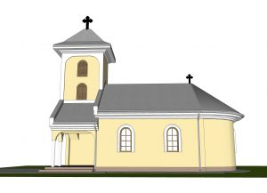 црква равни